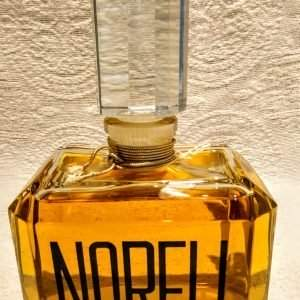 Vintage Factice Perfume Norell Fragrance, Large Display Bottle