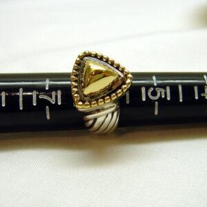 Original Signed John Gocke Ring